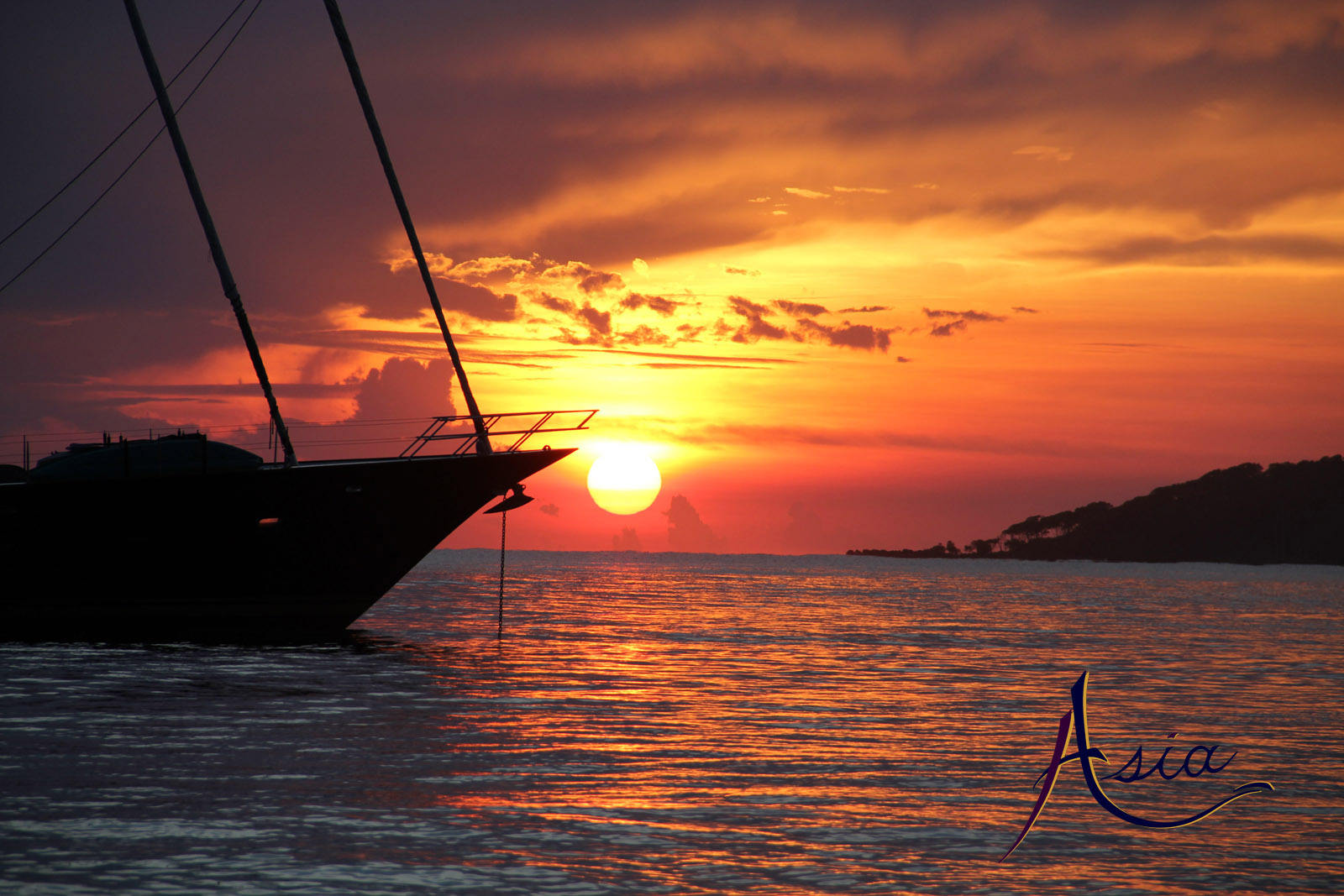 Superb sailing yacht charters in the Andaman Islands, India