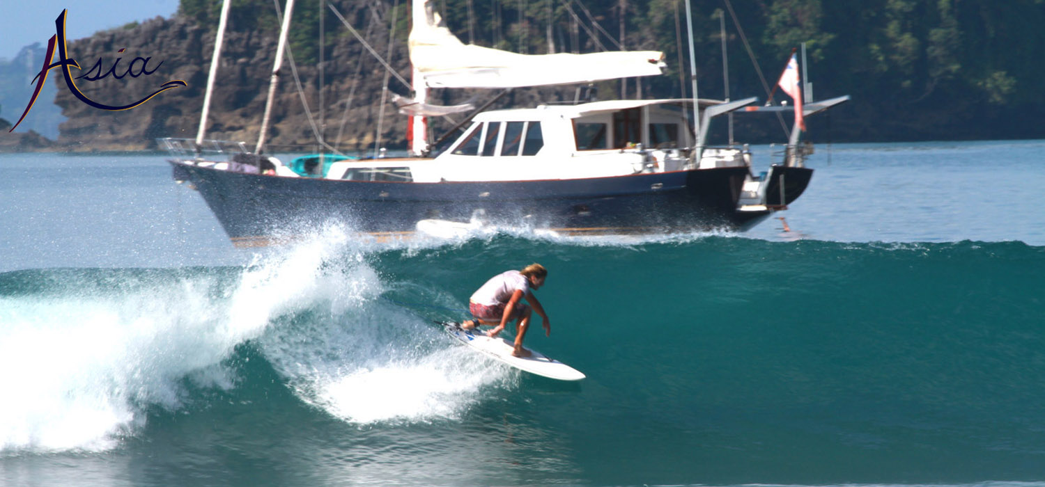 Andaman Islands Surfing Expeditions